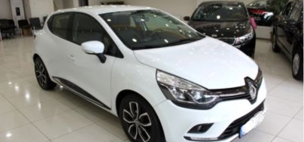 48 ay vadeyle otomatik dizel 2016 renault clio taksitle ikinci el araba alim satim