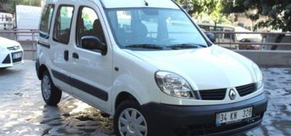 450 tl taksitlerle 2005 model renault