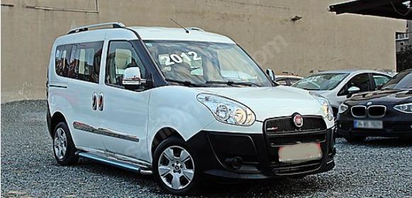 2012 model fiat doblo taksitle